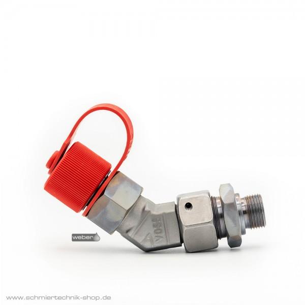 Befüllanschluss 45° EP-1 nach FAZ02519-07, ohne Rückschlagventil | 21520146