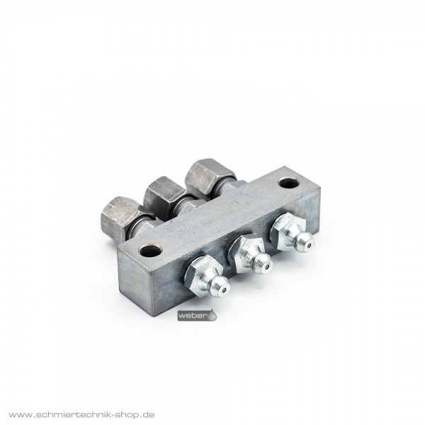 Nippelblock 3-stellig nach FAZ1714-05 | 2159 0020 067
